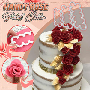 Handy Rose Petal Cutter