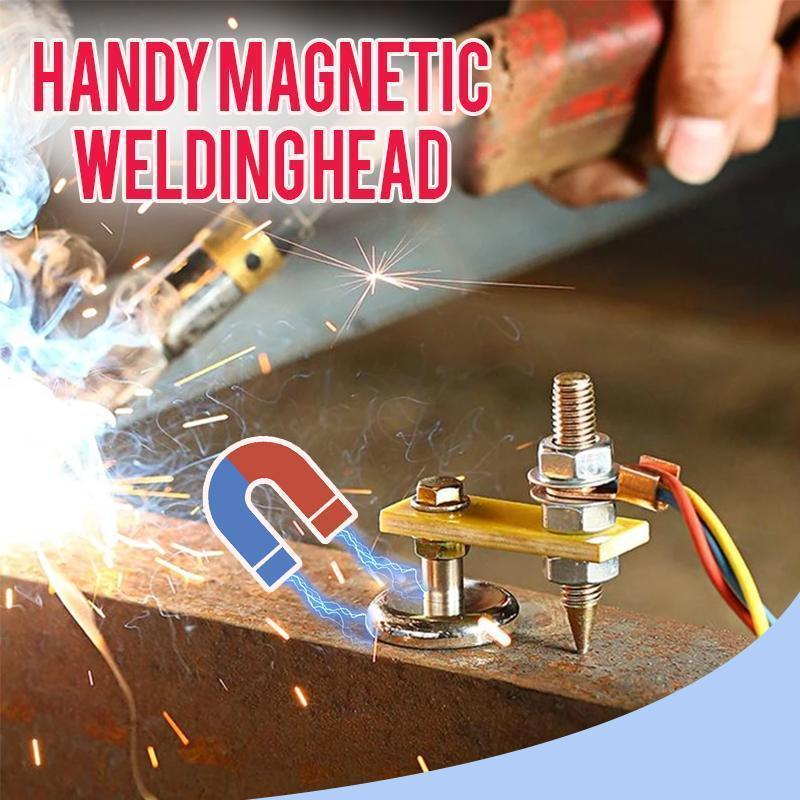 Handy Magnetic Welding Head