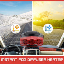 Load image into Gallery viewer, Instant Fog Diffuser Heater