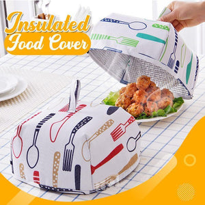 Insulated Food Cover
