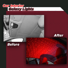 Load image into Gallery viewer, Car Interior Galaxy Lights