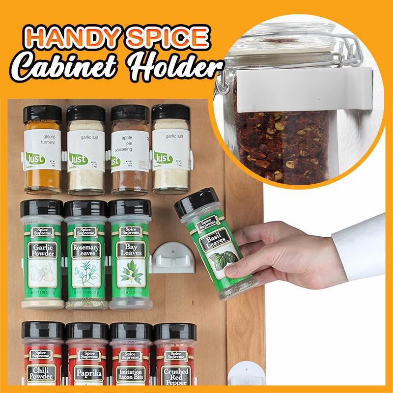 Handy Spice Cabinet Holder