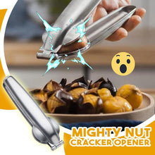 Load image into Gallery viewer, Mighty Nut Cracker Opener
