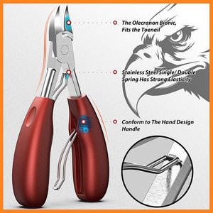 Mighty Safe Nail Clipper