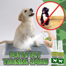 Load image into Gallery viewer, Potty Pet Training Spray
