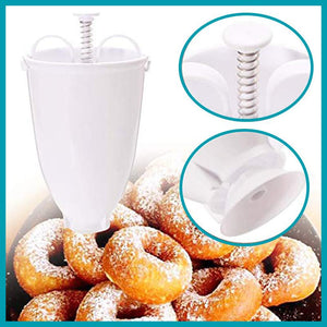 Quick and Easy Donut Dispenser