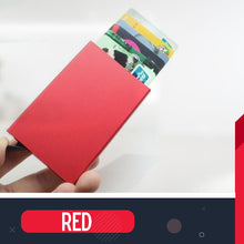 Load image into Gallery viewer, RFID Sleek Card Holder