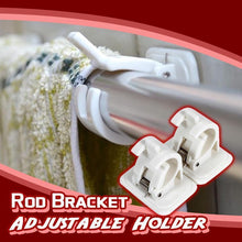 Load image into Gallery viewer, Rod Bracket Curtain Holder