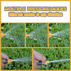 Powerful Silicone High-Pressure Washer Set