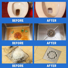 Load image into Gallery viewer, Mighty Sink Anti-Clog Powder Cleaner