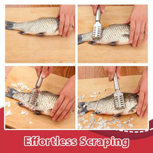Load image into Gallery viewer, Stainless Fish Scale Scrapper