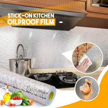 Load image into Gallery viewer, Stick-On Kitchen Oilproof Film