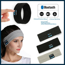 Load image into Gallery viewer, Stylish Wireless Bluetooth Speaker Headband