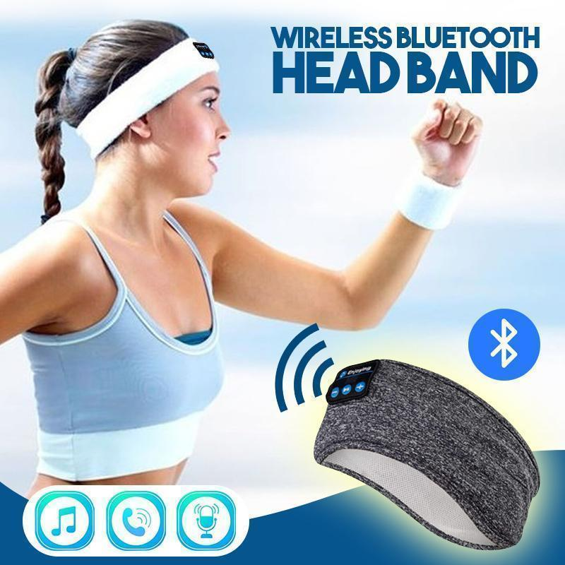 Stylish Wireless Bluetooth Speaker Headband