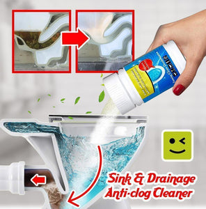Mighty Sink Anti-Clog Powder Cleaner
