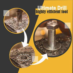 Easy Thread Maker Drill Bit Set