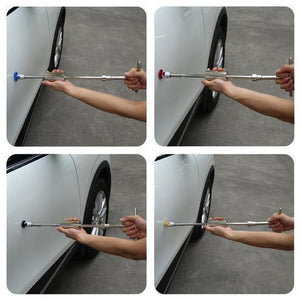 Dent Repairing Suction Kit Set