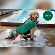 Load image into Gallery viewer, Swimming MerDog Life Jacket