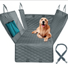 Dog Car Seat - Dog Car Booster Seat - Car Carrier & Harness for Dogs