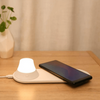 Wireless Charging Dock - Wireless Charging Pad - Wireless Charger Station with Nightlight