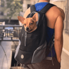 Dog Backpack Carrier - Double Shoulder Dog Rucksack