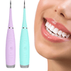 Ultrasonic Dental Scaler for Teeth Cleaning - Plaque Removal Tool - Tooth Plaque Scraper