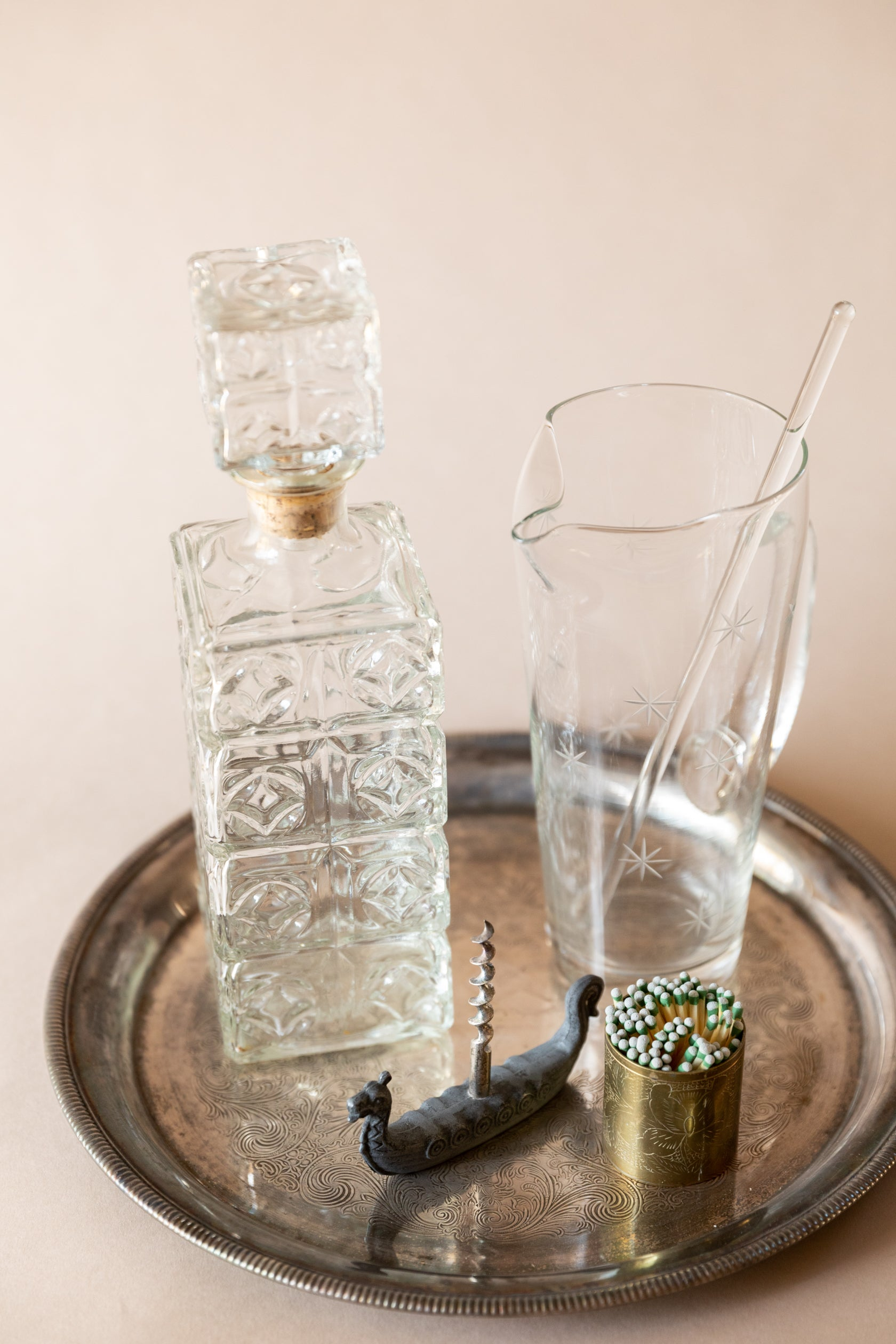 Decorative Decanter