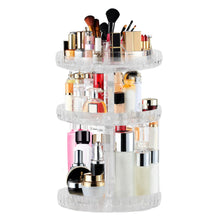 Load image into Gallery viewer, Image of Makeup organizer on white background