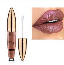 Load image into Gallery viewer, Pudaier matte pearlescent lip gloss | Non-stick cup