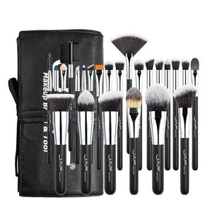 image of black set makeup tools
