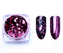 Load image into Gallery viewer, Glitter nail powder | Pack