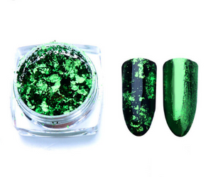 Glitter nail powder | Pack
