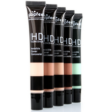 Load image into Gallery viewer, Image of the five different versions of the hose concealer