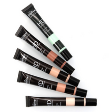 Load image into Gallery viewer, Another view of the 5 different versions of the hose concealer