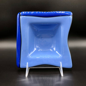 "Bowl-SQ-6"": Multi-Blue"