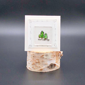 Card, Small-Christmas Trees-2