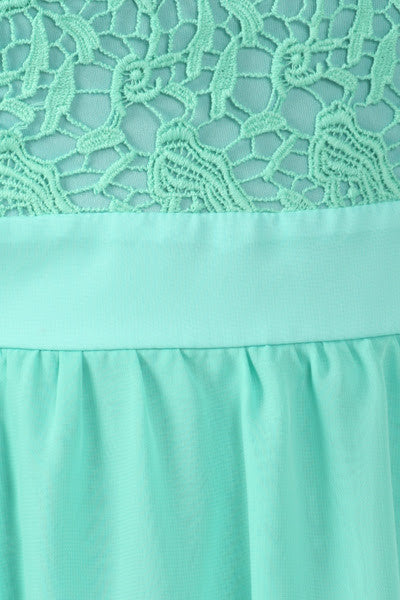 Sophia (Mint Green)- OWN IT ~SAMPLE SALE