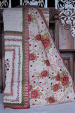 Speckled Delight Sari