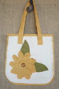 Corn Flower Jhuma Bag