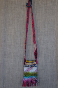 Sunset Garden Sling Pocket