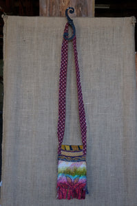 Sunrise Garden Sling Pocket