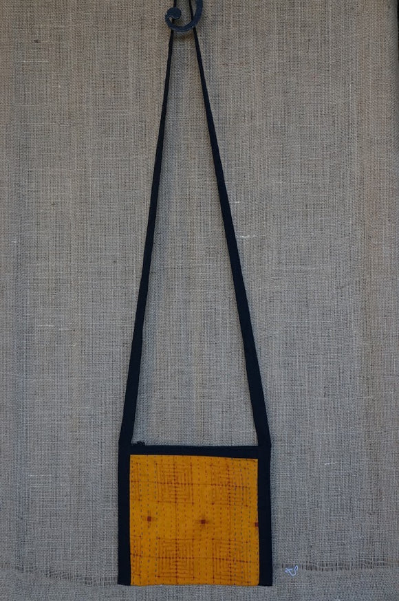 Goldenrod Crossbody Bag