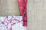 Red Peony Sling Pocket
