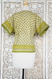 Forever Lime Short Sleeve Jacket