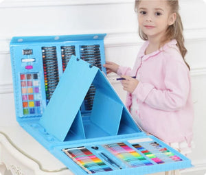 Children's drawing tools set