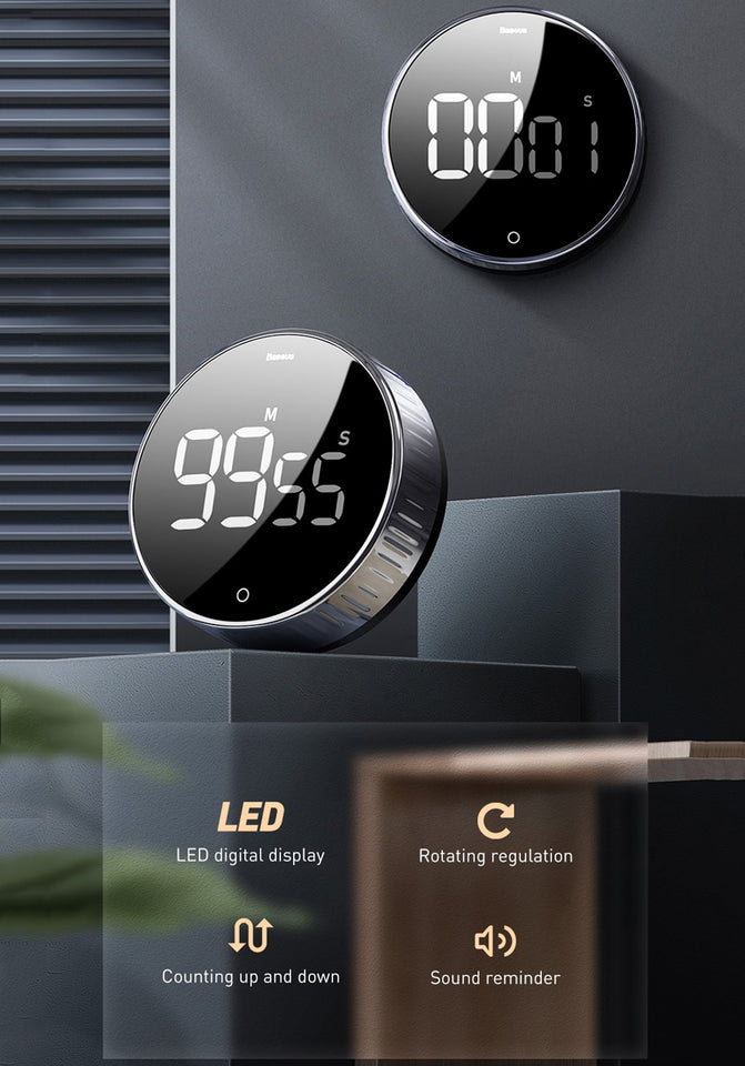 Digital LED Timer