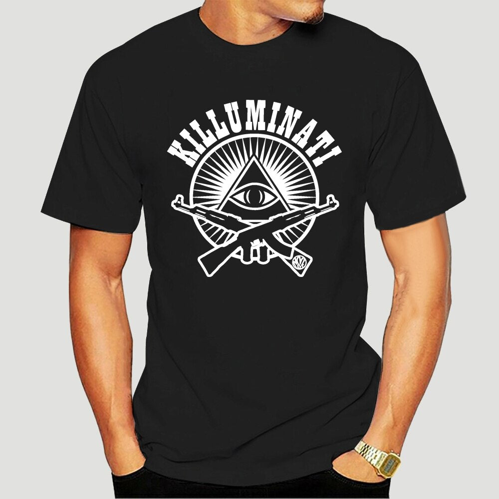 T-Shirt Illuminati Killuminati