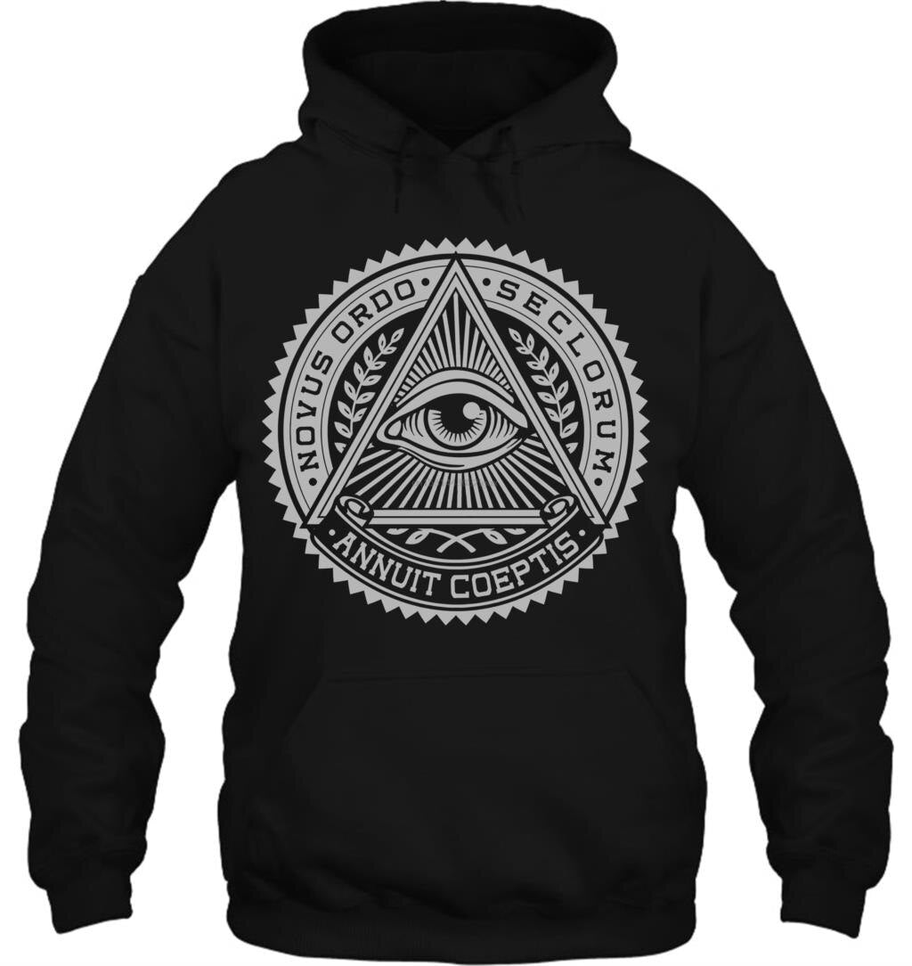 Sweat illuminati Nouvel ordre mondial