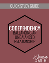 CODEPENDENCY - QUICK STUDY GUIDE (E-GUIDE)