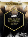 DATING - QUICK STUDY GUIDE (E-GUIDE)